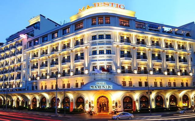 Khách sạn Majestic do Chú Hỏa xây dựng