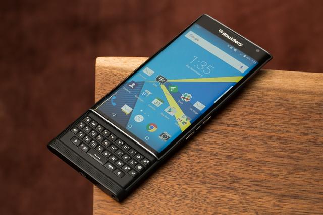 BlackBerry Priv chọn bến đỗ Android là một ý tưởng tồi
