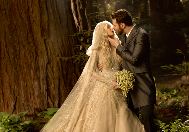 Đám cưới triệu USD của Sean Parker hoá trang như trong phim Chúa nhẫn.