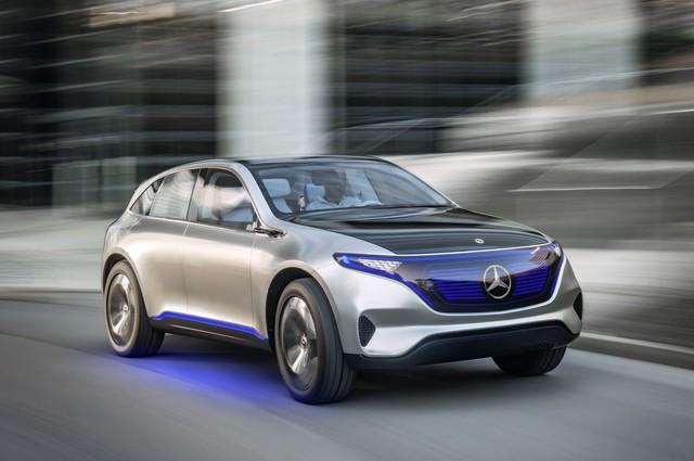 Theo đó, chiếc Mercedes EQ sẽ có giá ngang với một chiếc GLC Crossover, dự kiến giá niêm yết sẽ khoảng 39.150 USD.