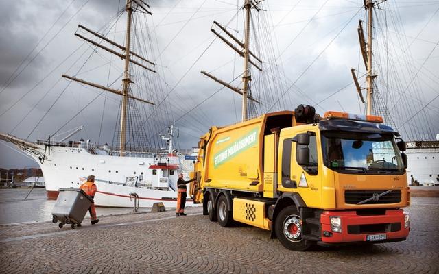 Nhập khẩu rác tại Thụy Điển
