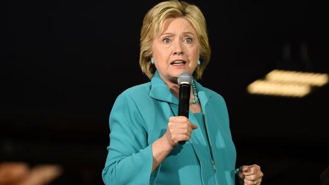 Ứng cử viên Tổng thống Mỹ 2016 Hillary Clinton