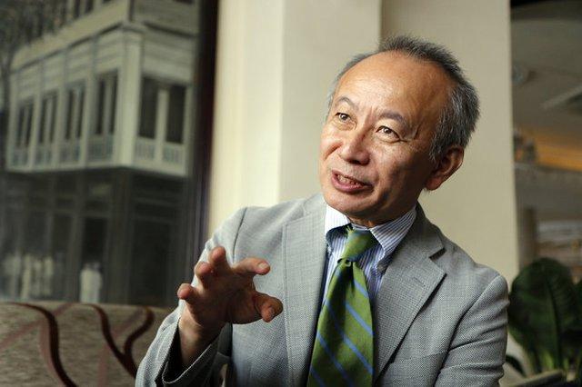 GS Yuichi Kondo - Trường ĐH APU, Nhật Bản - Ảnh: NGỌC DƯƠNG