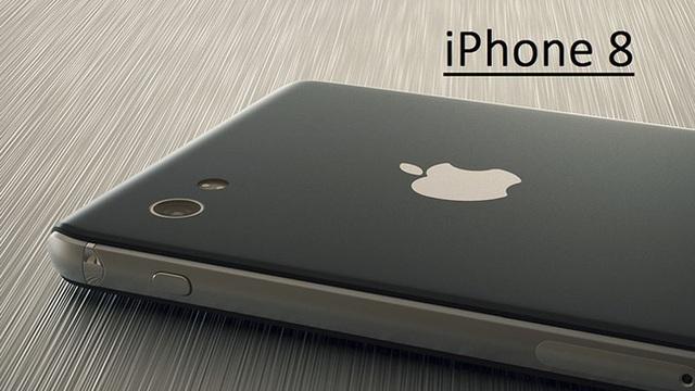 iPhone 8 sẽ là smartphone mà Apple khẳng định vị thế của mình.
