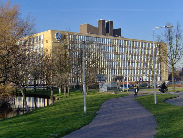 Đại học Leiden, trường đại học lâu đời nhất tại Hà Lan.