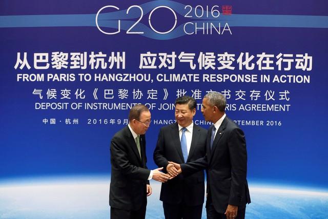Liệu Trung Quốc có nhân cơ hội này mà tự mình thay đổi hình ảnh quốc tế của mình trong việc cải thiện vấn đề khí hậu toàn cầu?