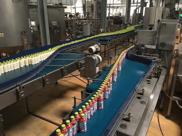 Sữa trái cây Nutriboost được sản xuất theo quy trình khép kín nhằm cho ra đời sản phẩm chất lượng cao với hương vị thơm ngon cho người tiêu dùng.