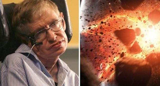 Hawking cho rằng chúng ta đang ở trong thời điểm cực kỳ nhạy cảm.