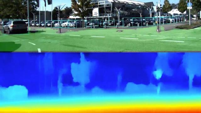 Quá trình thu thập dữ liệu của xe tự lái do TuSimple phát triển