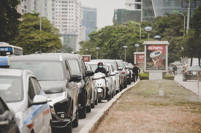 Nếu nhà ở khu vực này và có ôtô, bạn không nên đi làm vào giờ cao điểm