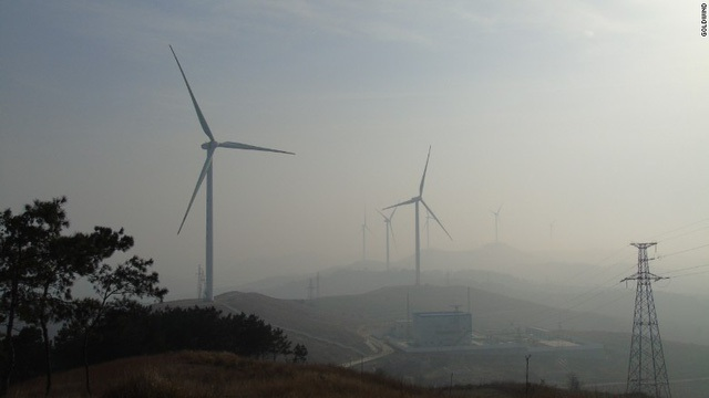 Apple đầu tư vào công ty Goldwind, đơn vị sản xuất tuabin gió lớn nhất ở Trung Quốc