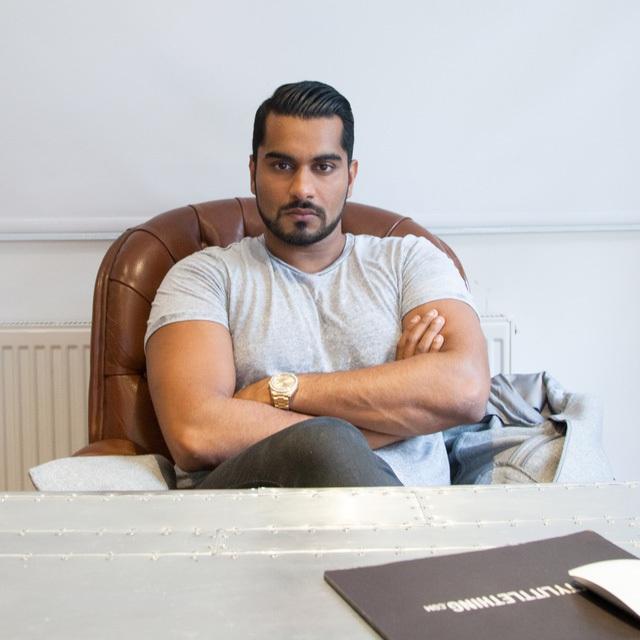 CEO trẻ tuổi - Umar Kamani