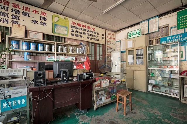 Các cửa hàng bán kháng sinh chăn nuôi có khá nhiều tại Trung Quốc với khâu kiểm định chất lượng rất kém