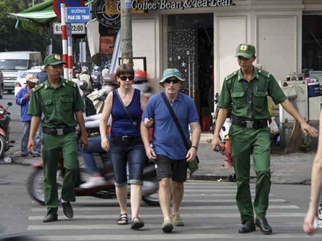 Việt Nam là quốc gia an toàn cho khách du lịch.