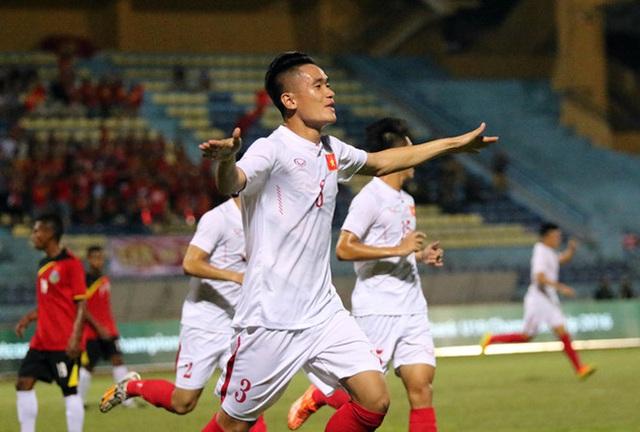 U19 Việt Nam tạo nên những chiến tích lịch sử tại giải U19 châu Á.
