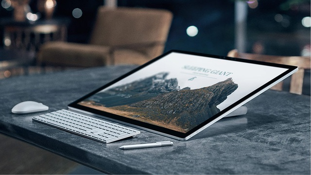 Surface Studio.