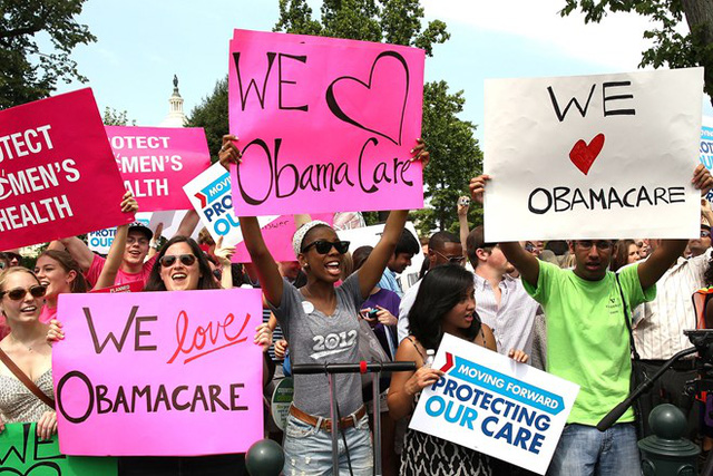 Chính sách Obamacare có thể bị xóa bỏ khi ông Trump chính thức trở thành Tổng thống Mỹ.