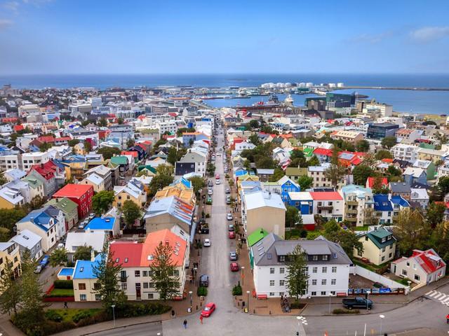 Reykjavik, Iceland.