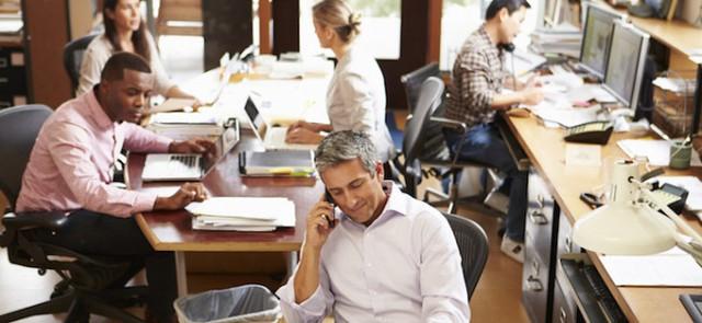 Có quá nhiều thứ để phân tâm, đa số nhân viên nghĩ làm việc trong văn phòng không hiệu quả - Ảnh minh hoạ 2