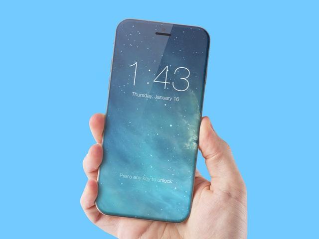 iPhone 8 được kỳ vọng thành công vượt xa mong đợi, bởi vì đây là chiếc iPhone có nhiều thay đổi về thiết kế nhất.