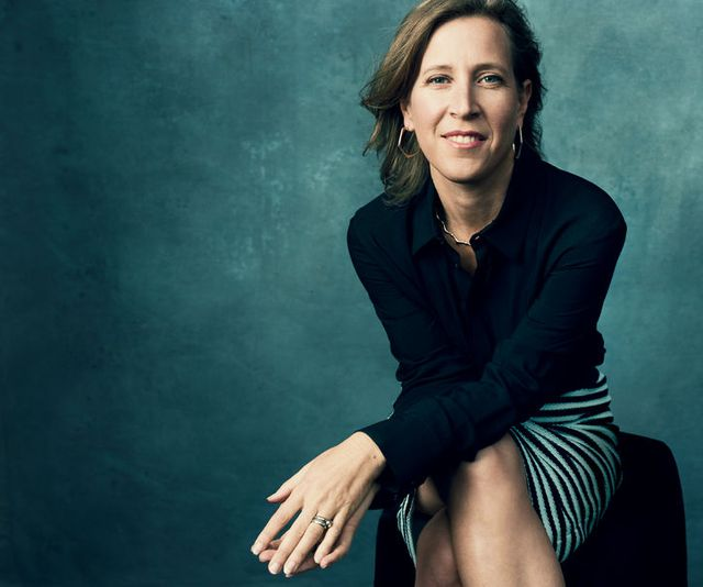 CEO YouTube Susan Wojcicki