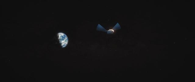 Tiếp tục cuộc hành trình nhiều tháng tới hành tinh Đỏ với vận tốc hơn 100.000 km/h.