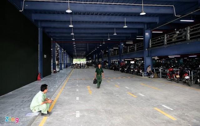 Nhà để xe 5 sao ở sân bay Tân Sơn Nhất - Ảnh 15.