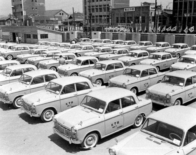 Tiền thân của Daewoo Motors là Saehan Motors.