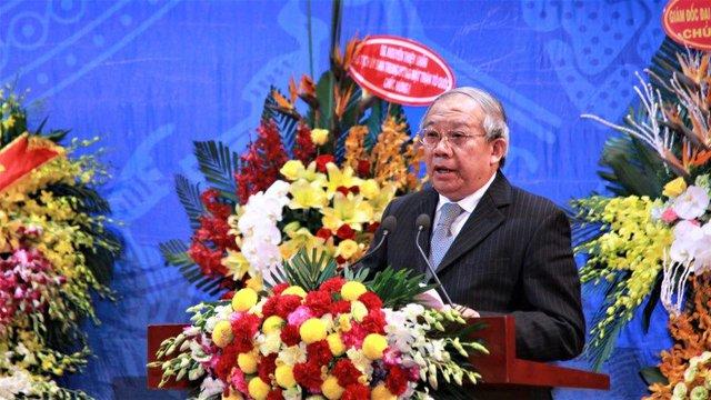GS Trần Văn Nhung cho rằng, chất lượng của các tạp chí khoa học trong nước còn thấp. Ảnh: Lê Văn.