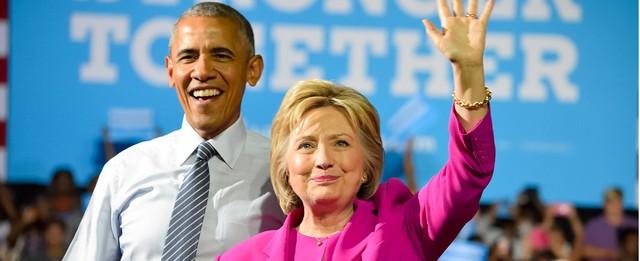 Cả Donald Trump và Hillary Clinton cùng phe, đối đầu với quan điểm tổng thống Obama về vấn đề này - Ảnh 2.