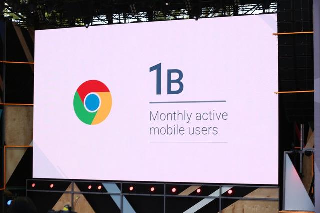 1 tỷ người dùng trên nền tảng di động.