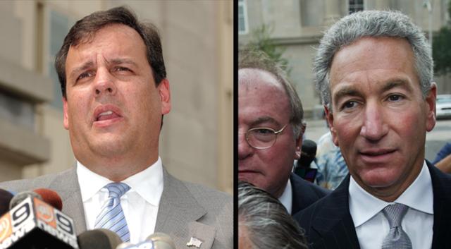 Ông Christie từng là người góp phần đưa Charles Kushner, bố ruột của con rể của Trump, vào tù. Ảnh: Esquire.