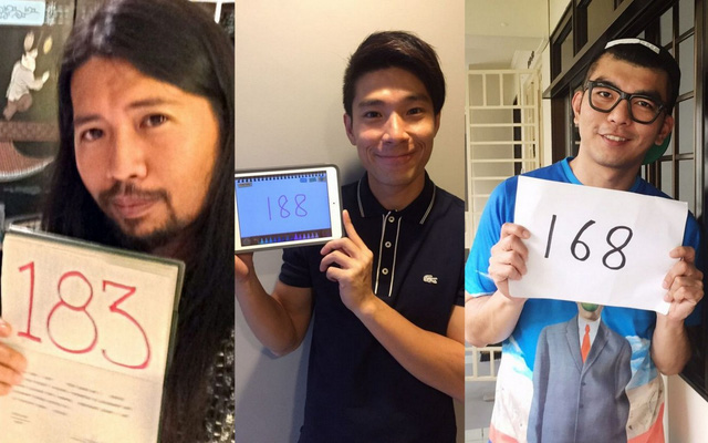 Những người thành đạt ở Singapore đang chia sẻ điểm số kém trước đây của mình.