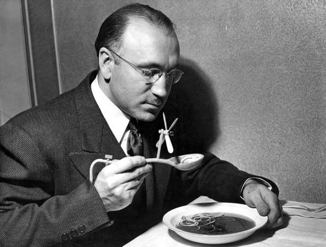 Quạt thổi súp