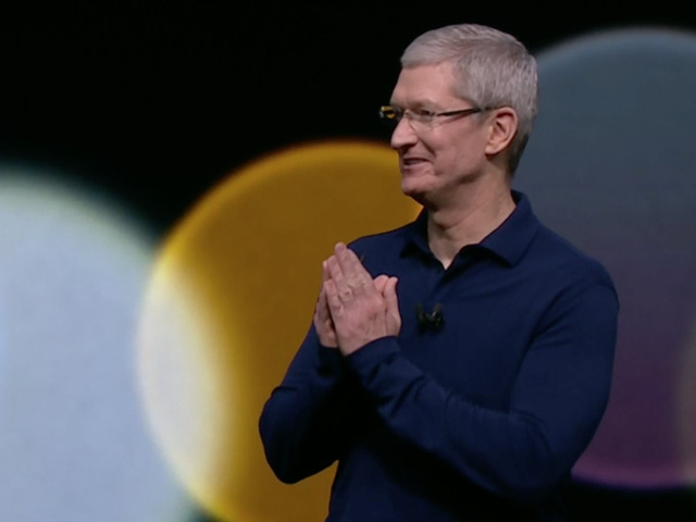 Apple đang cầu sự bình an?
