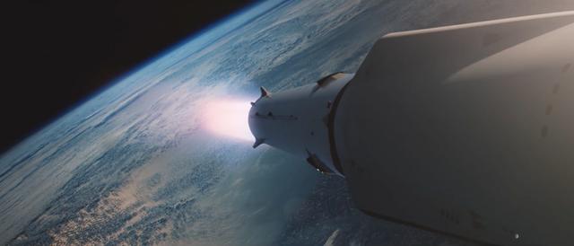 Hệ thống khai hỏa với 28,7 triệu pound lực đẩy - tương đương 4 lần tên lửa Saturn V của NASA sử dụng với Apollo 11.