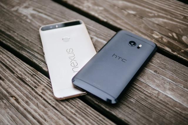 Trên thị trường smartphone, thương hiệu HTC còn được biết đến nhiều hơn là Google.