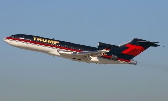 Khi cảm thấy mệt mỏi ở New York, vị tỷ phú có thể lên chiếc Boeing 727 giá 100 triệu USD hoặc những chiếc máy bay phản lực để đến các khu biệt thự khác của mình..