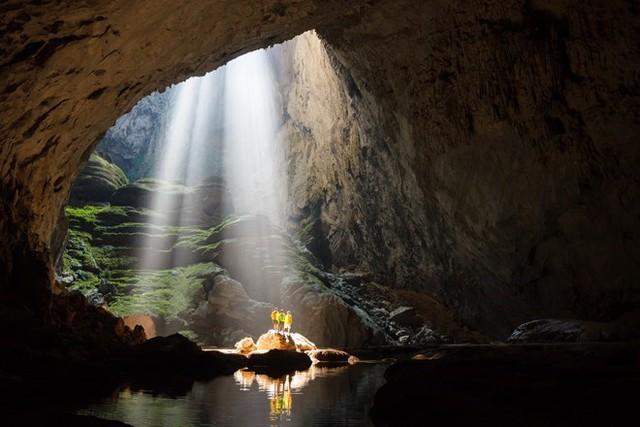 Hang Sơn Đoòng - một trong những báu vật của du lịch Việt Nam. (Nguồn ảnh: Ryan Deboodt)