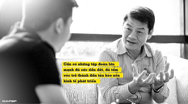 Doanh nhân Trần Bá Dương: Chúng ta đang mải cuốn theo phong trào mà quên mất giá trị cốt lõi của Khởi nghiệp - Ảnh 8.