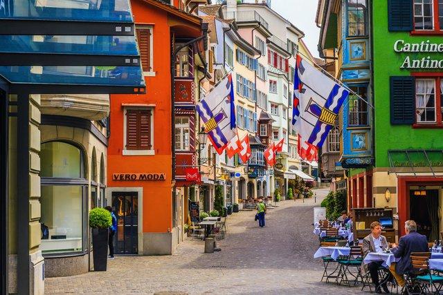Zurich, Thuỵ Sĩ.