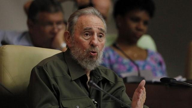 Vào năm 2012, tạp chí Time của Mỹ đã bình chọn Fidel Castro là một trong 100 nhân vật có ảnh hưởng nhất mọi thời đại. Ảnh: AP.