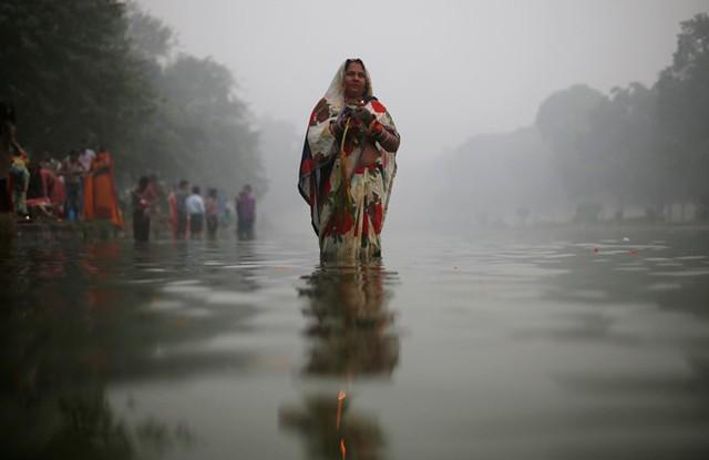 Các bệnh viện ở New Delhi đã ghi nhận sự gia tăng các ca bệnh liên quan đến đường hô hấp trong những ngày qua. Theo WHO, Ấn Độ là nước có tỷ lệ người mắc bệnh hô hấp cao nhất thế giới với 159 người chết trên 100.000 dân vào năm 2012.