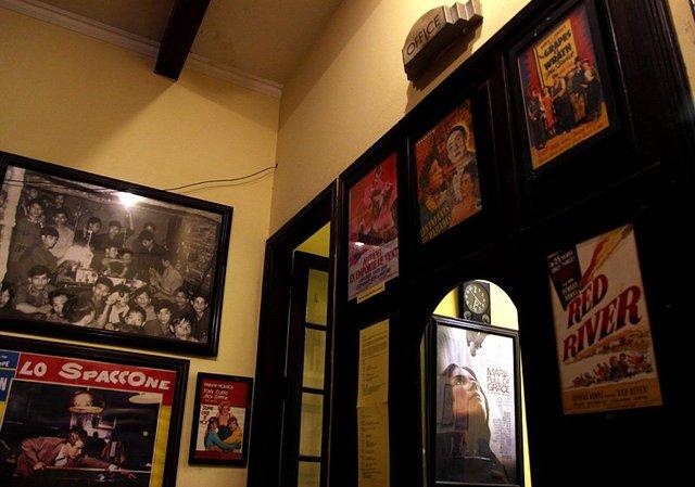 Tại Hanoi Cinematheque, có rất nhiều phim và chủ đề phim kinh điển khác nhau của các nền điện ảnh lớn trên thế giới và cả những bộ phim Việt Nam.