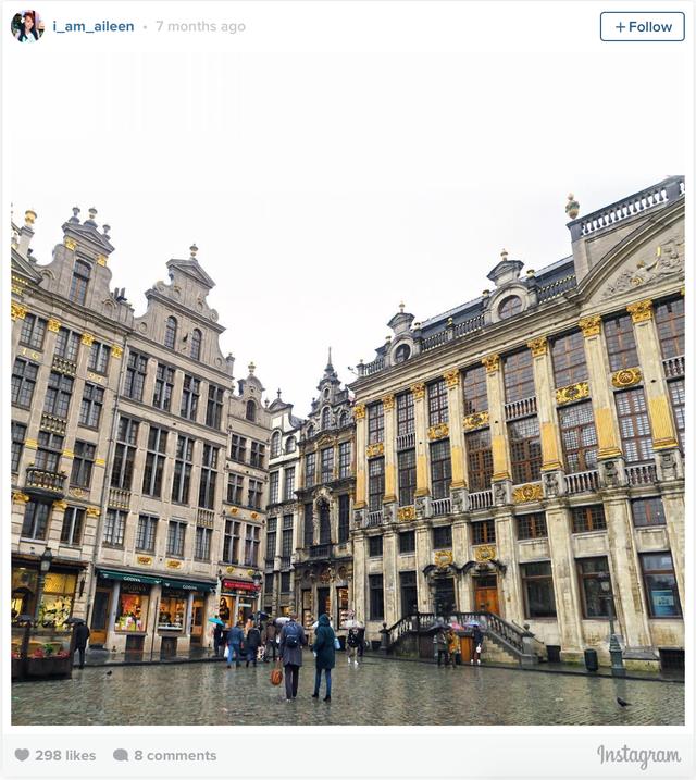 Brussels, Bỉ.