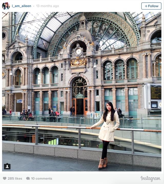 Antwerp, Bỉ.