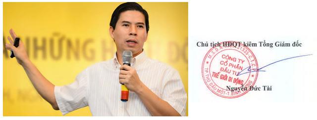 Những tỷ phú giàu nhất Việt Nam ký tên thế nào? - Ảnh 4.