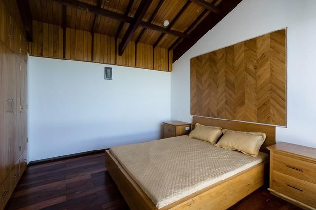 Ngôi nhà mái ngói cấp 4 đẹp như resort khiến nhiều người ước mơ ở Lâm Đồng - Ảnh 15.