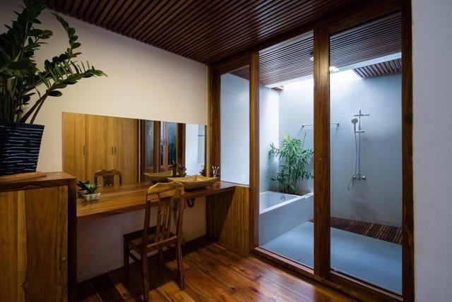 Ngôi nhà mái ngói cấp 4 đẹp như resort khiến nhiều người ước mơ ở Lâm Đồng - Ảnh 16.