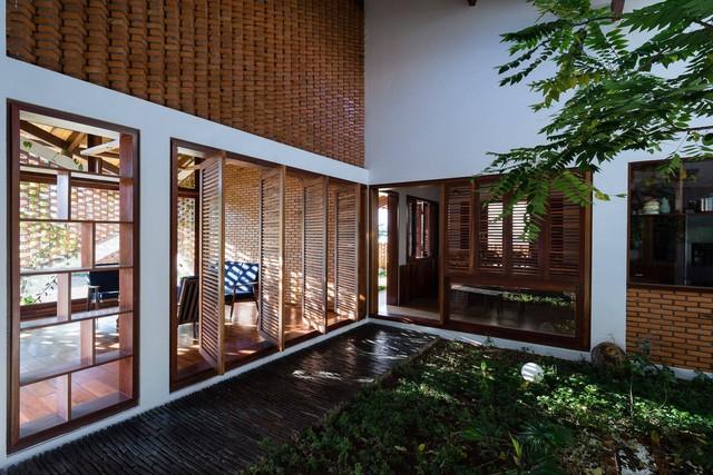 Ngôi nhà mái ngói cấp 4 đẹp như resort khiến nhiều người ước mơ ở Lâm Đồng - Ảnh 7.